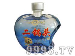 蓝瓶小苹果二锅头酒45°150ml-北京大红门集团酒业有限公司