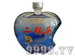 蓝瓶小苹果二锅头酒45°248ml