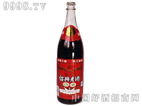 绍兴老酒花雕五年陈1700ml