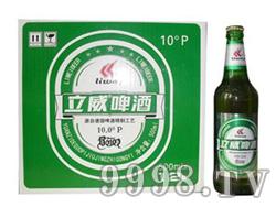 立威啤酒10度500mlx12瓶