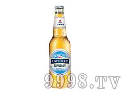 立威啤酒冰点330ml毫升