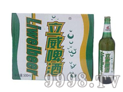 立威啤酒-500ml