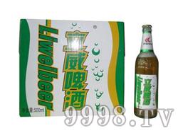 立威啤酒盒装-500ml