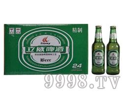 立威啤酒箱装330ml精致