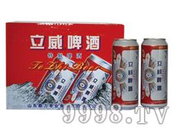 立威啤酒箱装罐装特制啤酒