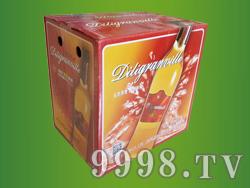 帝威金纯500ml-12瓶