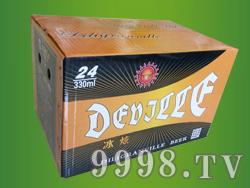 帝威冰炫330ml-24瓶