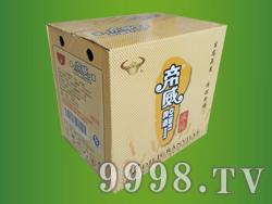 帝威冰纯500ml-12瓶
