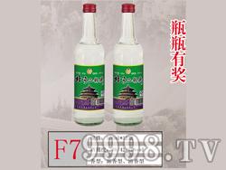 F7 北京二锅头天坛绿瓶42度