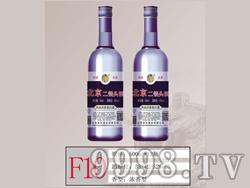 F10 北京二锅头高级浓香蓝标