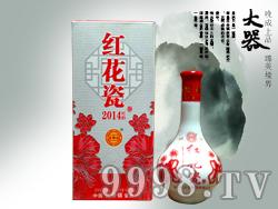 A红花瓷酒 红韵