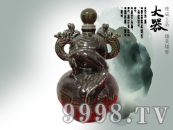 双龙戏珠原浆酒