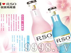 锐派鸡尾酒-白兰地+水蜜桃