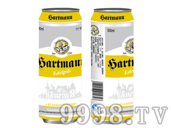 哈特曼啤酒(易拉罐装)