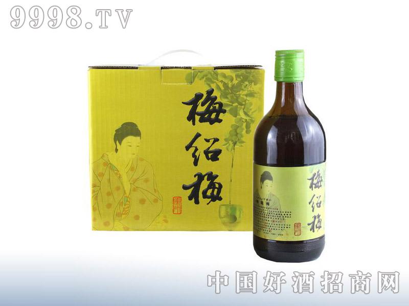 梅绍梅青梅酒(普通装)