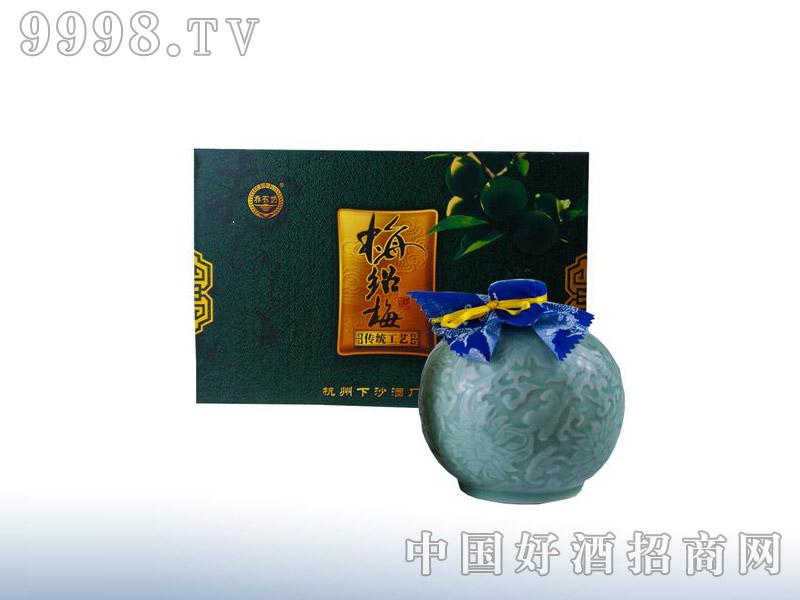 梅绍梅青梅酒(青瓷瓶)