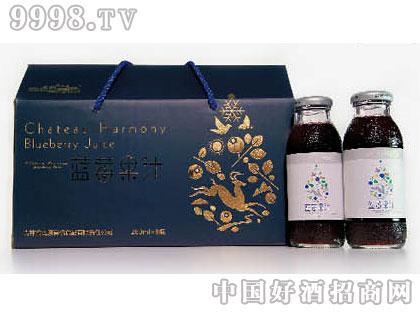 中档蓝莓纯汁