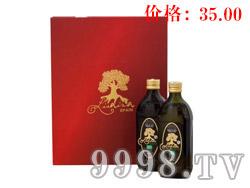 丽生橄榄油礼盒装500ML