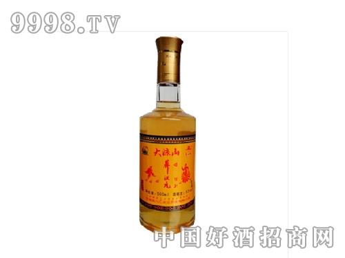 荞状元(黑苦荞酒)52度500ml