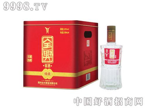 二星绵柔铁箱全兴窖酒-白酒类信息