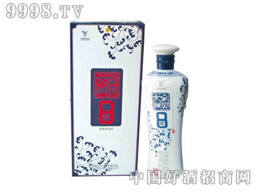 52°青花瓷全兴大曲8-白酒类信息
