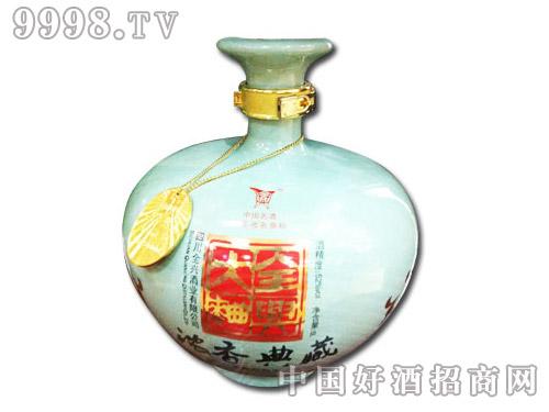 52°6L全兴大曲浓香典藏-白酒类信息