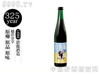 长崎梅浪漫之日本酒仕込