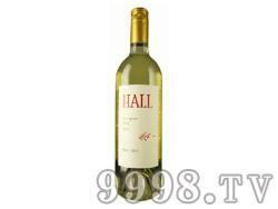 郝尔酒庄长相思白葡萄酒