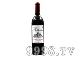 凯帝加州红葡萄酒