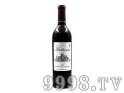 凯帝赤霞珠红葡萄酒