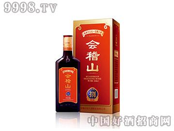 会稽山纯正8年陈绍兴花雕酒500ml