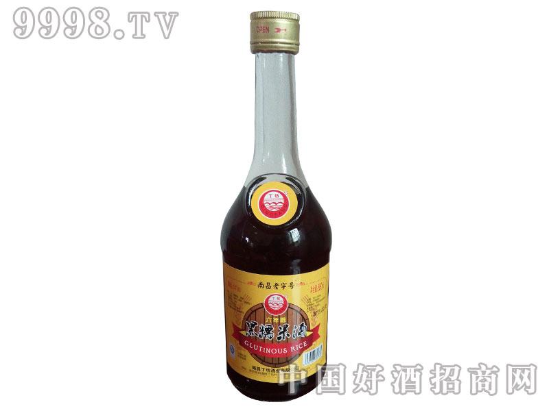 黑糯米酒650ml