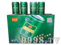 330ml易拉罐至纯10°P-1X24箱装
