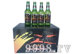 330ml豪侠夜场KTV用酒-6.6°P-1X24箱装