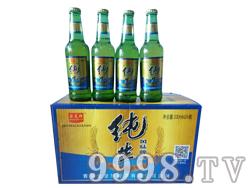 330ml蓝纯生系列8°P-1X24箱装