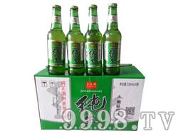 330ml绿纯生系列8°P-1X24箱装