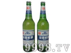600ml鲜纯爽8°P-1X9塑包