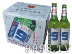 500ml冰爽9.9°P-1X12-箱装