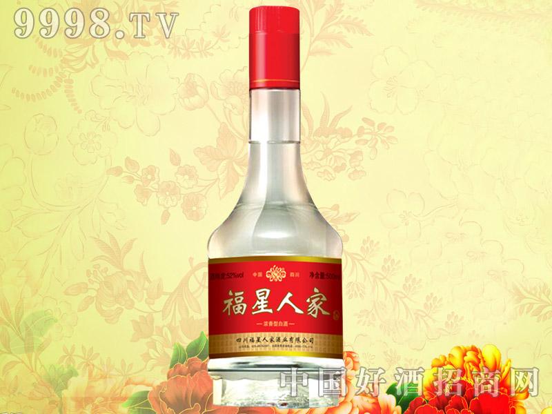 福星人家简装酒1x12