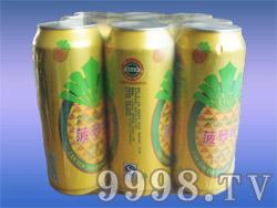 菠萝啤9罐500毫升