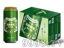 博酷葛根啤酒500ml