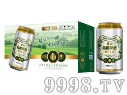 博酷葛根啤酒330ml
