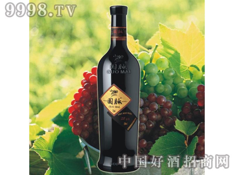 国脉-金皇干红葡萄酒