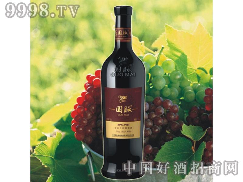 国脉-金钻干红葡萄酒