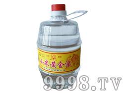 北京二锅头小米黄金酒1000ML