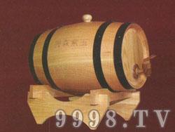 礼品橡木桶 -甘肃腾霖紫玉葡萄酒业有限公司
