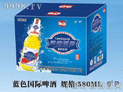 蓝色国际千赢国际手机版580ML