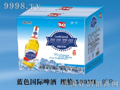蓝色国际千赢国际手机版500ML