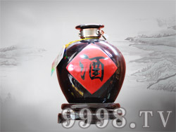国门酱酒(老酒坛)500ml