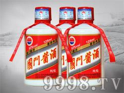 国门酱酒简装125ml
